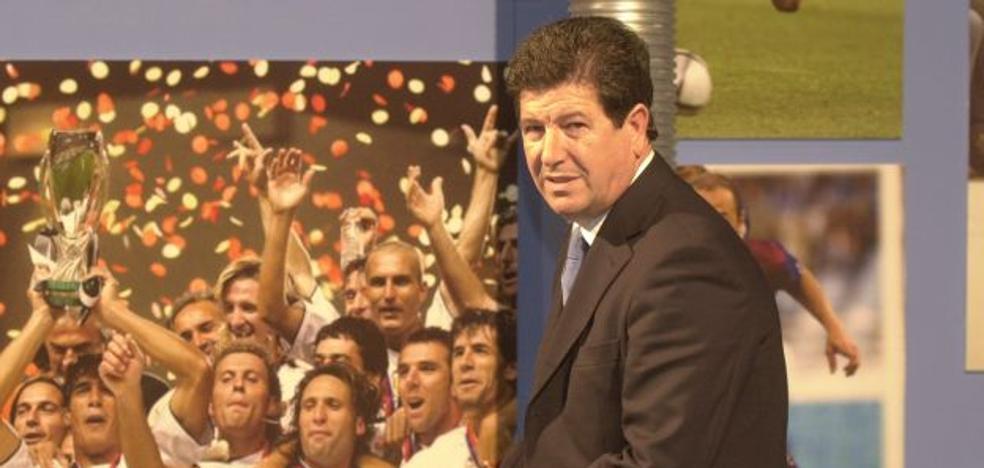 Fallece Jaume Ortí, el presidente del mejor Valencia de la historia