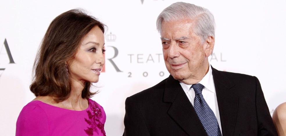 El clan Preysler-Vargas Llosa en pie de guerra