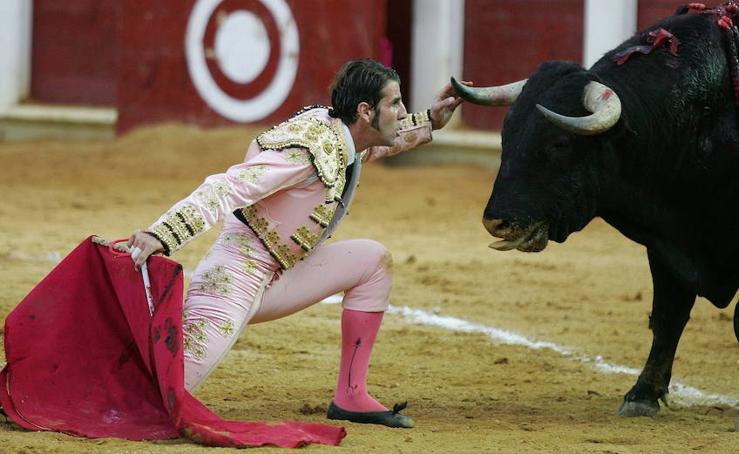 Las faenas de Juan José Padilla en Valladolid