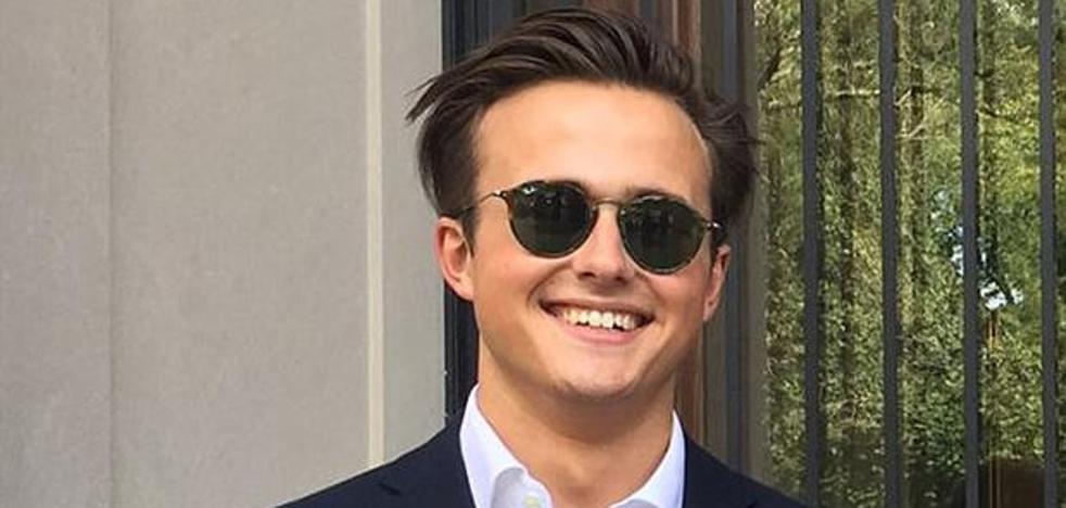 Rory Farquharson, hijo de un importante banquero, novio de Malia Obama