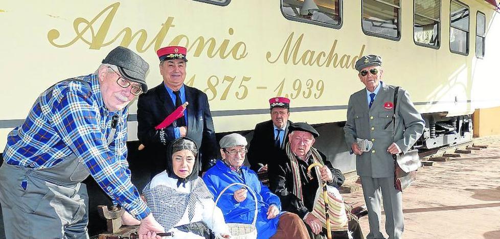 El Tren de las Emociones parte este domingo hacia El Espinar