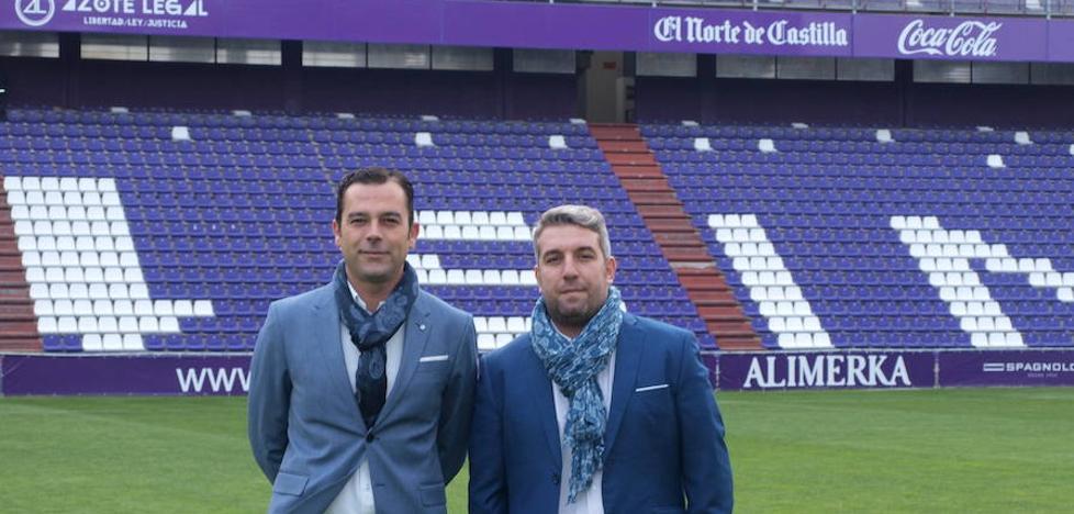 Una estética que aporta valor a la marca Real Valladolid