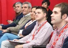 Juventudes Socialistas elige a Álvaro Bilbao como nuevo secretario general