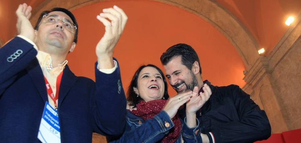 Pablos afronta su tercer mandato para demostrar que el PSOE es «la mejor» alternativa al PP