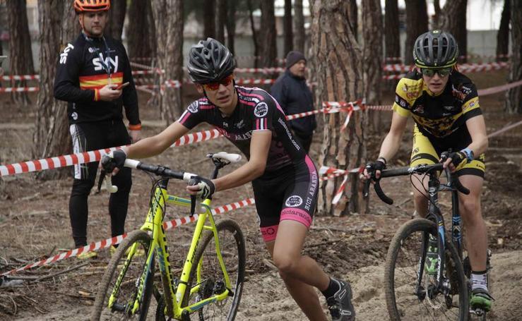 Campeonato de Castilla y León de ciclo-cross (1/2)
