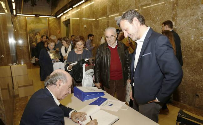 «La restauración de Santa María la Real es una parábola de la historia de España»