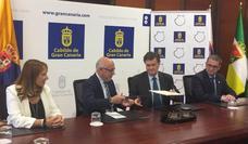 Gran Canaria y Segovia renuevan sus lazos