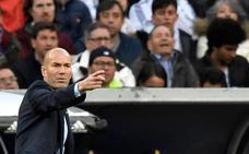Zidane: «Sabemos que podemos jugar mejor»