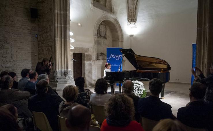 XXI Premio Infantil de Piano Santa Cecilia en Segovia