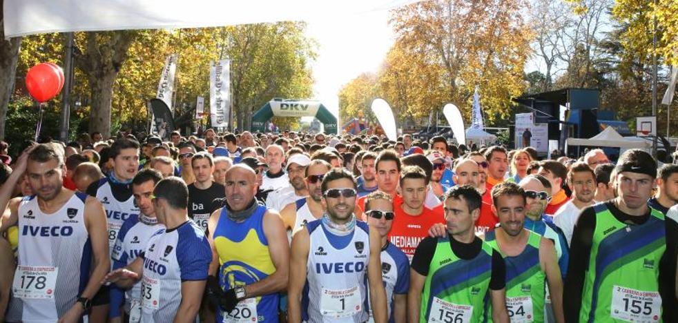 Galletas Gullón se alza con el premio de la II Carrera de Empresas