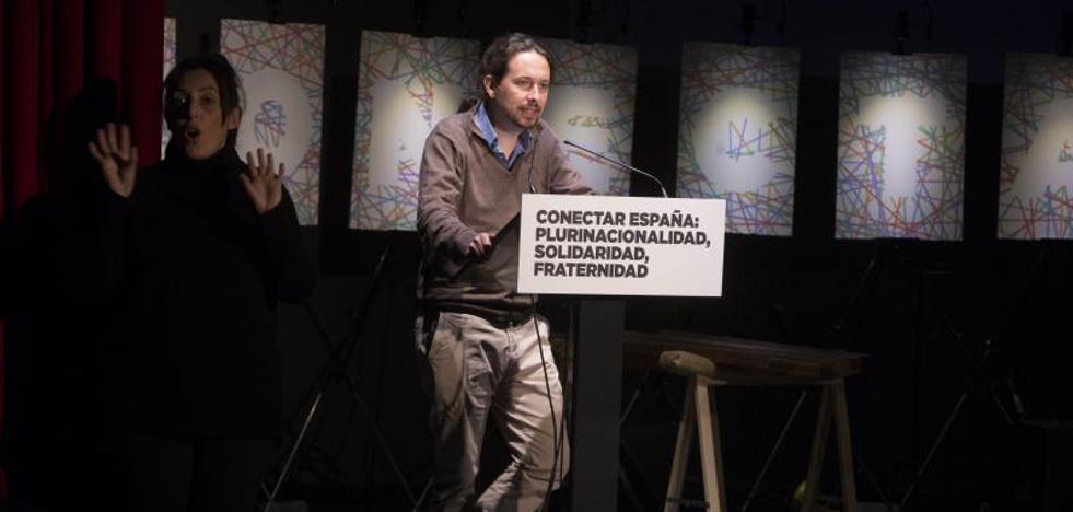 Iglesias advierte a Sánchez de que «la derecha no paga traidores»