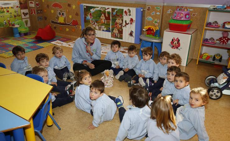 Así es el colegio Nuestra Señora de la Providencia de Palencia