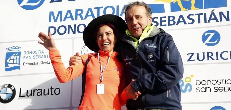 Ana Isabel Alonso, sin récord pero con la moral intacta