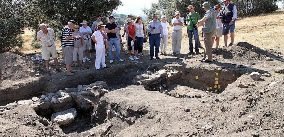 Las fuerzas de seguridad ponen el candado al patrimonio arqueológico
