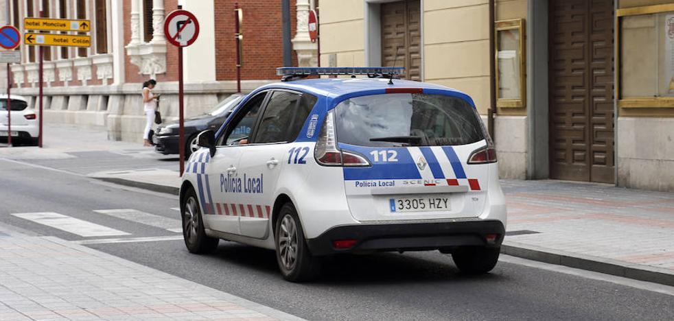 Denunciado en Palencia por conducir sin carné ni seguro del coche y arrojar positivo en alcoholemia