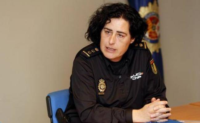 Montserrat Marín, nueva comisaria de la Policía Nacional en Palencia