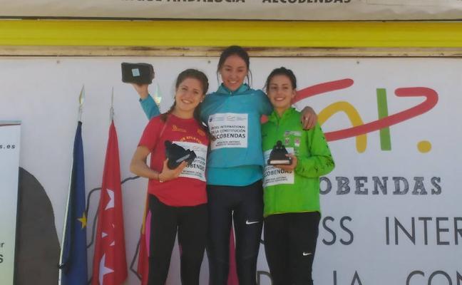 Podio para el Club Atletismo Valladolid en Alcobendas