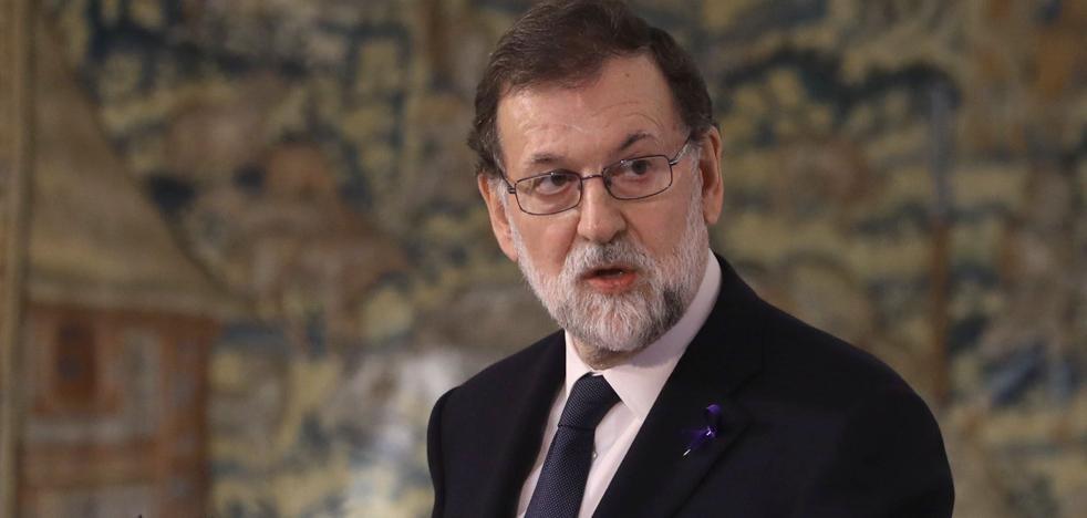 Rajoy: «Es absurdo pretender que Cataluña salga de la UE»