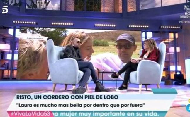 Risto Mejide tilda de 'machista' una pregunta de Toñi Moreno