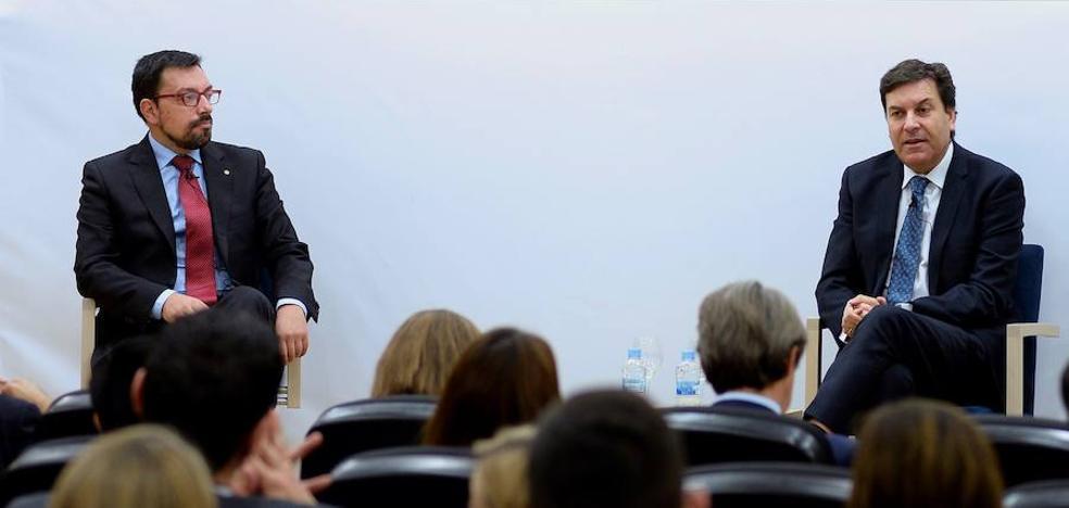 Carriedo aboga por una carta social europea que armonice las relaciones laborales