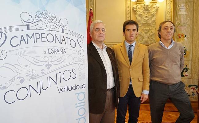 El Campeonato de España de Conjuntos reunirá en Valladolid a más de mil gimnastas