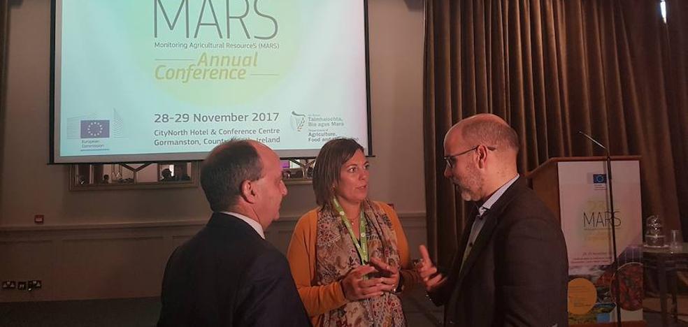 Castilla y León presenta en Irlanda un proyecto pionero para la Pac