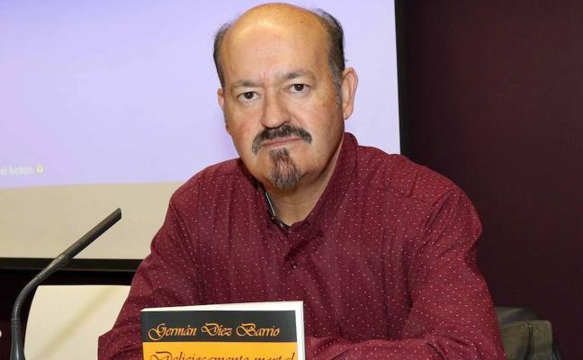 Germán Díez se acuerda en su nuevo libro de los héroes anónimos del 2 de Mayo