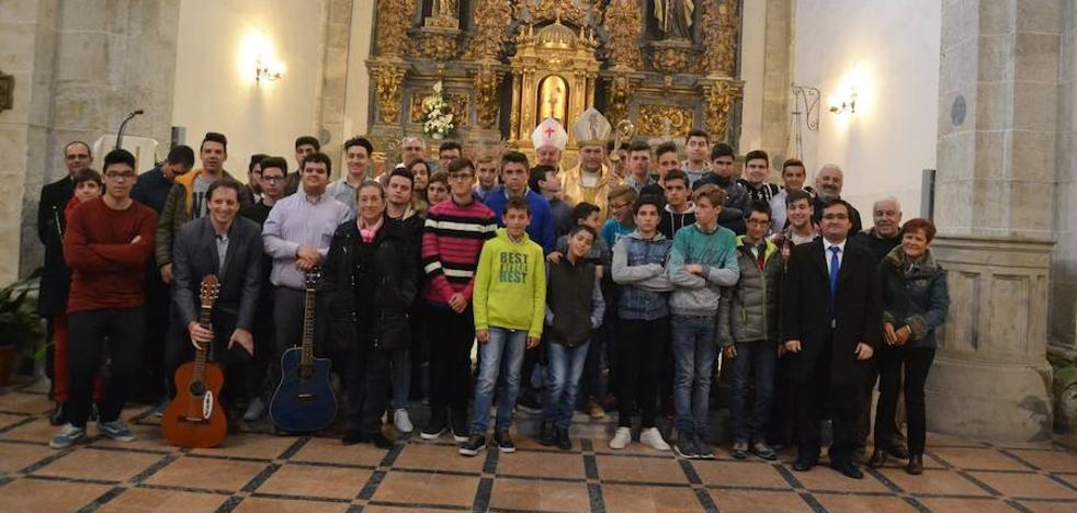 1.500 alumnos de los 6.000 del Seminario dan el paso al sacerdocio