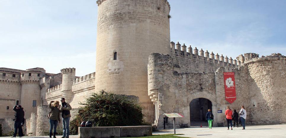 El Gobierno selecciona el castillo de Cuéllar para un plan turístico piloto