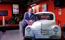 El director de Comunicación de Renault augura que la marca seguirá líder en venta de turismos y derivados en España