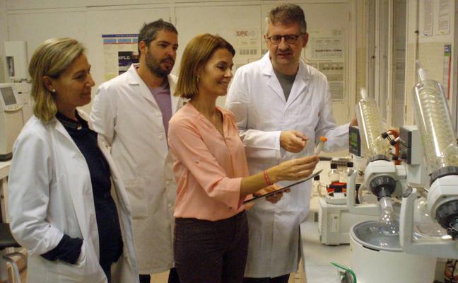 El laboratorio de Prodestur revalida la acreditación ENAC