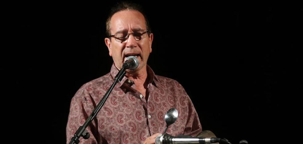Eliseo Parra presenta en Zamora su primera autobiografía autorizada