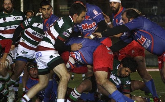El BigMat Tabanera Lobos cae frente al líder