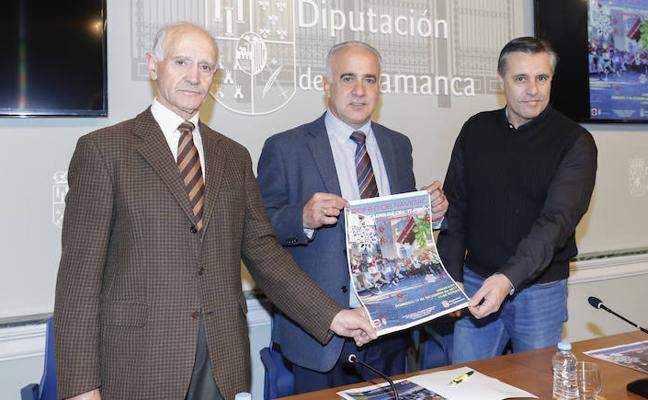 Lumbrales acoge este año la Carrera del Turrón de la Diputación salmantina