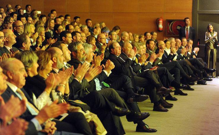 Gala de los IV Premios del Campo de El Norte de Castilla
