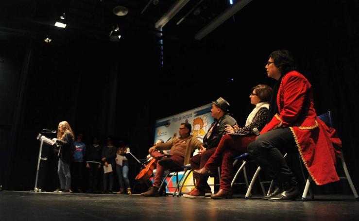 Segunda jornada del I Festival Internacional de Poesía Abbapalabra
