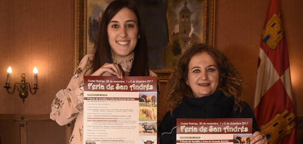 La exposición de ganado y la lonja coincidirán el día de San Andrés