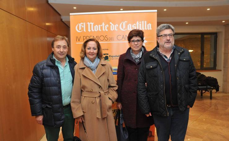 Invitados de los IV Premios del Campo de El Norte de Castilla (2/2)