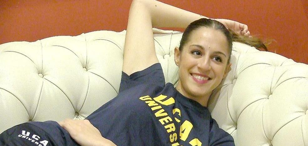 Carolina Rodríguez regresa a la alta competición
