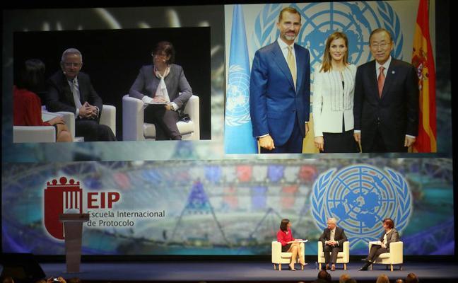 Clausuran el Congreso de Protocolo con la ilusión de que en un futuro vuelva a Valladolid