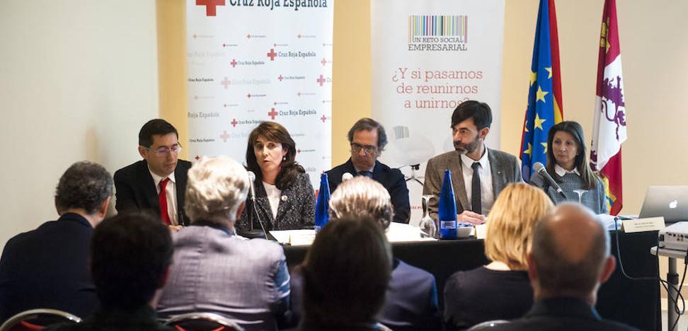 Cruz Roja forma en Segovia a 400 personas para su inserción laboral