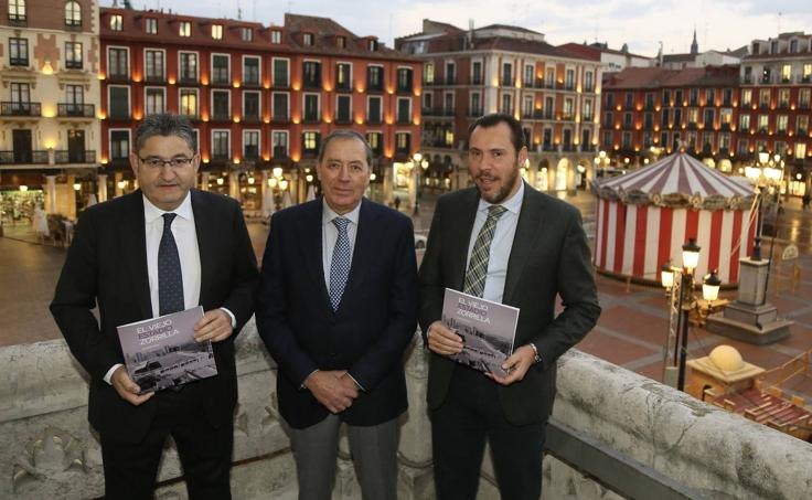 José Miguel Ortega presenta su libro 'El Viejo Estadio Zorrilla'