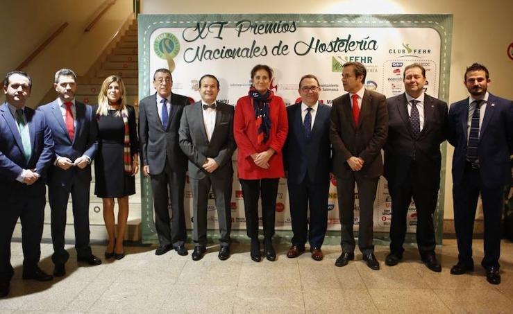 Salamanca acoge la entrega de los XI Premios Nacionales de Hostelería