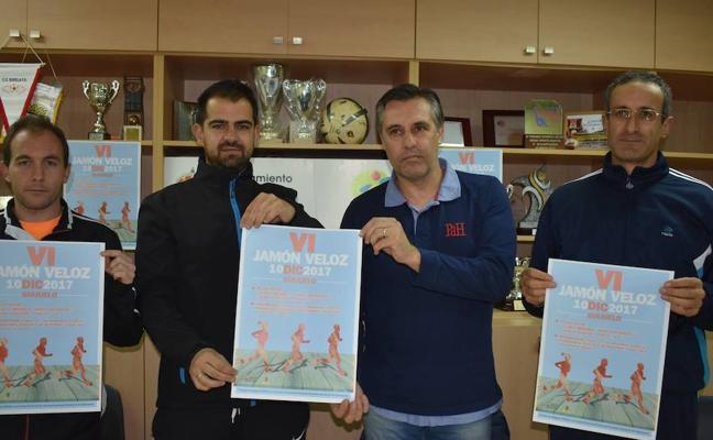 La Carrera del Jamón Veloz, el 10 de diciembre en Guijuelo