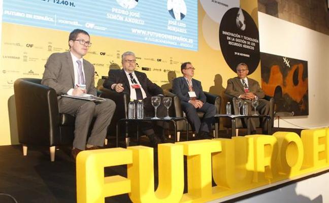 Pedro Simón: «El riego sostenible no es una opción, es una necesidad»
