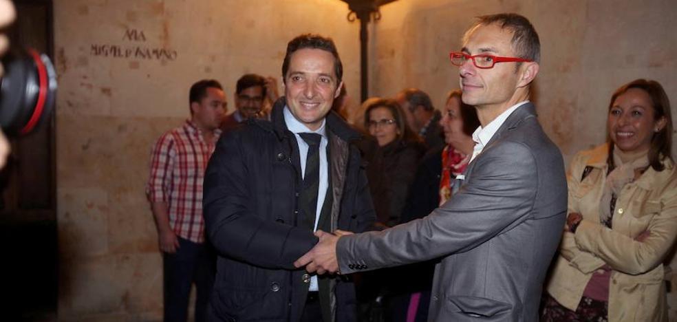 La Usal elige hoy rector tras un bronco final de campaña