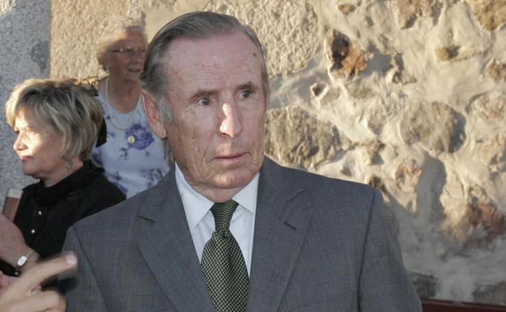 Feliciano Blázquez, en imágenes