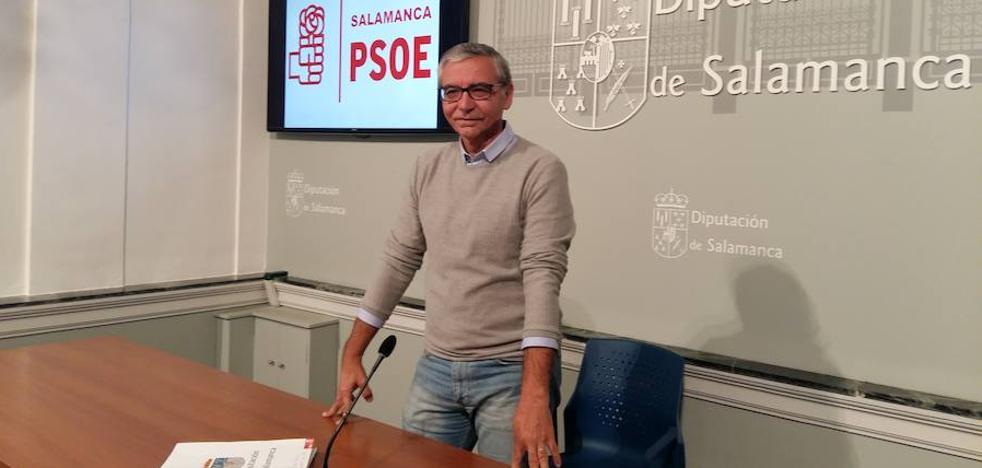 El PSOE cifra en 62 millones las inversiones de la Diputación que aún no han sido ejecutadas