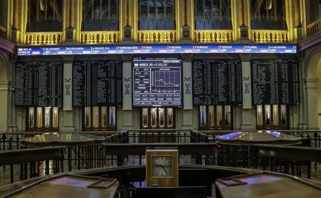 El Ibex-35 clausura noviembre con un descenso del 3%