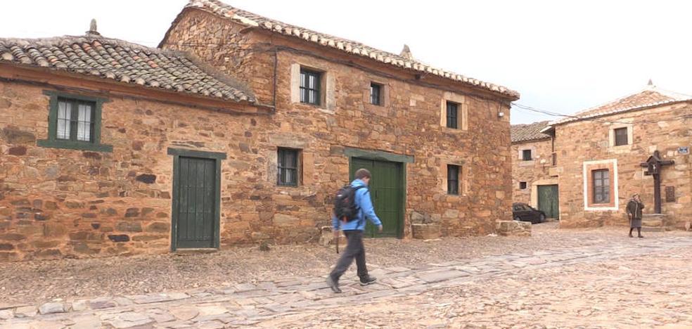 De San Martín del Camino a Foncebadón